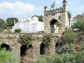 Beautiful Aurangabad Gate with Mahmud Darwaza Mosque