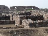 Ruins to look round at Tughluqabad Fort, near Delhi