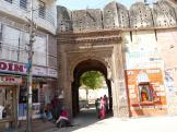 City Gate at Jhalawar in Rajasthan, India.