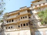 Jahalwar Garh building - India.