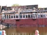 One of Jodhpur's Havelis beside the sagar