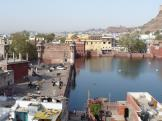 Julab Sagar - one of the haveli lined lakes at Jodhpur
