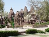 Gardens and temples at Jodhpur - Mandor Cenotaphs.