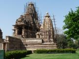 Lakshmana Temple - Khajuraho, India.