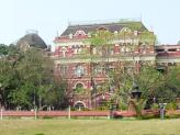 Writers Building, Kolkata, India.