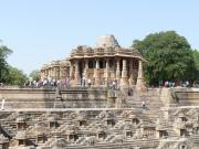 Modhera Sun Temple Kund and it's many steps (India)