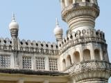 The Great Mosque, Hyderabad, India