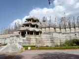 The huge and impressive Adinath Temple - Ranakpur, India