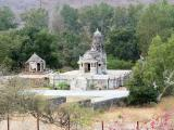 Ranakpur old Temples dotted about in the gardens