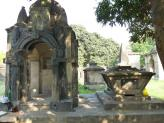 Hindu Stuarts's Tomb in Calcutta, India.