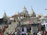 Jagdish temple at Udaipur, India.